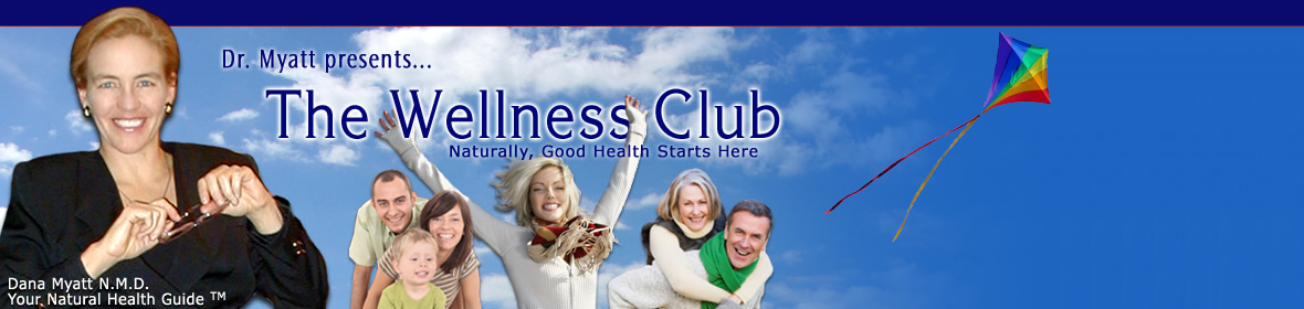 Dr Dana Myatt's Wellness Club