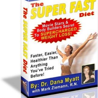 Super Fast Diet Book