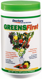 Greens First