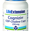 Citicoline (Cognizin) 250 mg - 60 caps