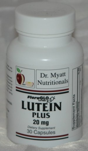 Lutein Plus+ For Healthy Eyes