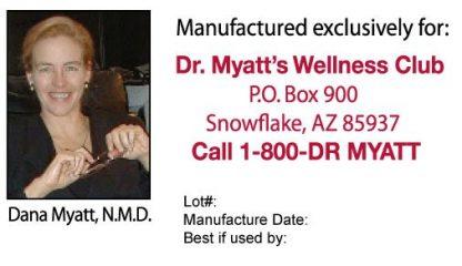 Maxi Multi Supplement Facts Box